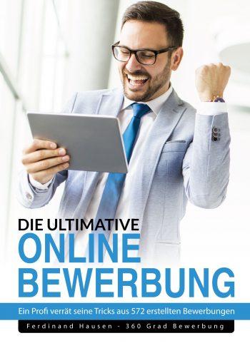 Die Ultimative Online Bewerbung Cover